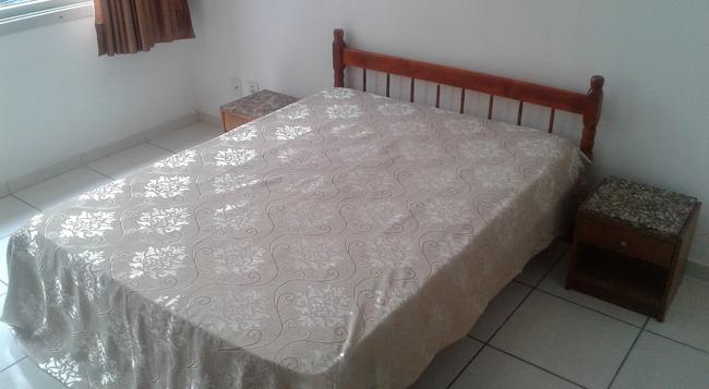 Kolman Hotel - ポルト アレグレ - 寝室