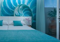 ホテル アパルタメントス マリーナ プラヤ 大人専用 - サン・アントニオ - 寝室
