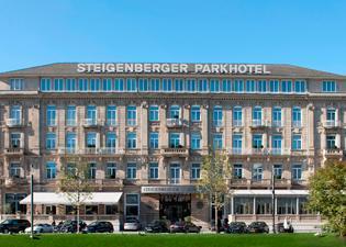 シュタイゲンベルガー パークホテル デュッセルドルフ