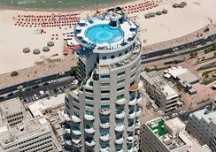 イスロテル タワー ホテル - テル・アビブ - ビーチ