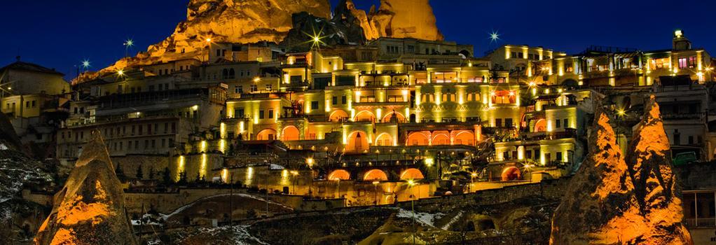 Cappadocia Cave Resort & Spa - ネヴシェヒル - 建物