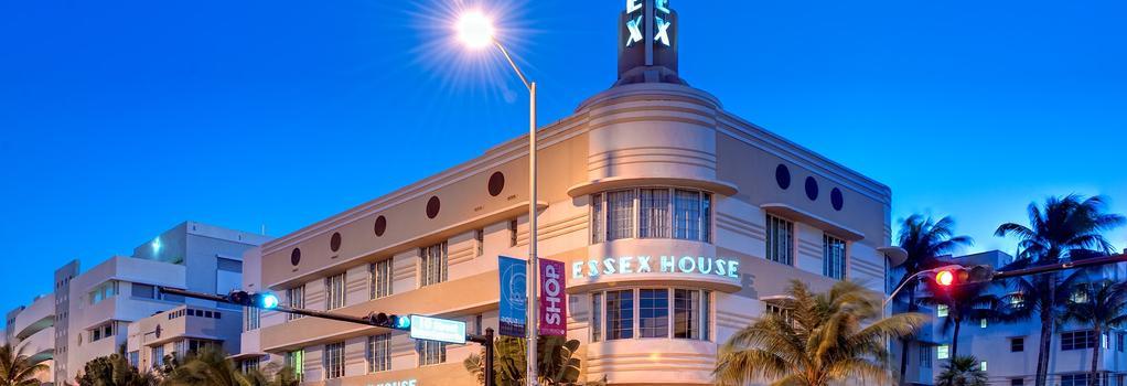 エセックス ハウス ホテル - マイアミ・ビーチ - 建物
