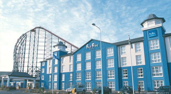ザ ビッグ ブルー ホテル - ブラックプール プレジャー ビーチ - ブラックプール - 建物