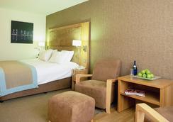 ザ ビッグ ブルー ホテル - ブラックプール プレジャー ビーチ - ブラックプール - 寝室