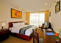 ビエンチャン プラザ ホテル - ヴィエンチャン - 寝室