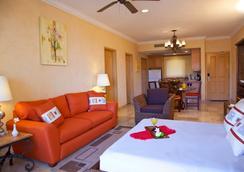 Villa Del Palmar Flamingos Beach Resort And Spa - Nuevo Vallarta - 寝室