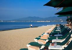 Villa Del Palmar Flamingos Beach Resort And Spa - Nuevo Vallarta - ビーチ
