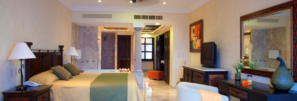 Villa La Estancia Beach Resort & Spa Riviera Nayarit - Nuevo Vallarta - 寝室