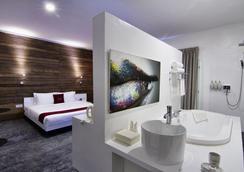Le Blanc Boutique Hotel - Phnom Penh - 寝室