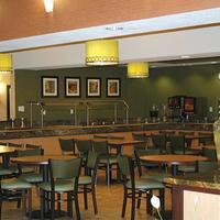 クリスタル イン ホテル & スイーツ ソルトレイクシティ Breakfast Area