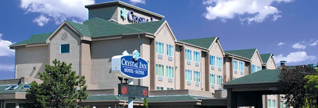 クリスタル イン ホテル & スイーツ ソルトレイクシティ - ソルトレイクシティー - 建物