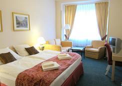 ホテル ミラ - プラハ - 寝室