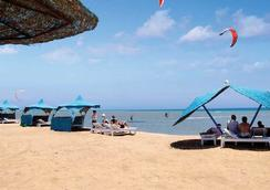 Turtle's Inn - El Gouna - ビーチ