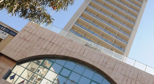 エゲ パレス - イズミール - 建物