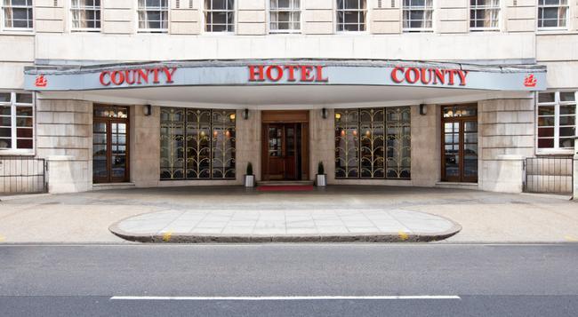 The County Hotel - ロンドン - 建物