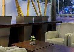 エルバ アルメリア ビジネス&コンベンション ホテル - アルメリア - ロビー