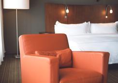 オテル ル ジェルマン モントリオール - モントリオール - 寝室