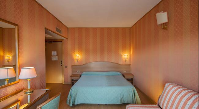 パーク ホテル ディ マッシミ - ローマ - 寝室