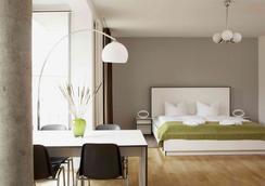 カーリト アパートメントハウス - ベルリン - 寝室