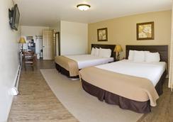 Sunset Lodge Escanaba - Escanaba - 寝室