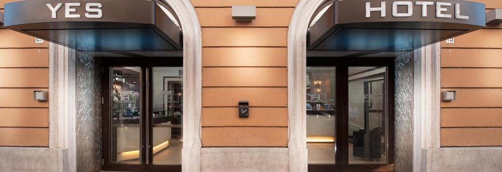 イエス ホテル - ローマ - 建物