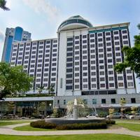 Bayview Hotel Georgetown Penang Exterior detail