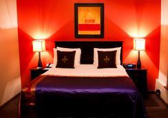 ホテル マラケシュ - ニューヨーク - 寝室