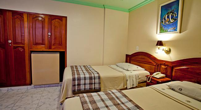 Krystal Hotel - マナウス - 寝室