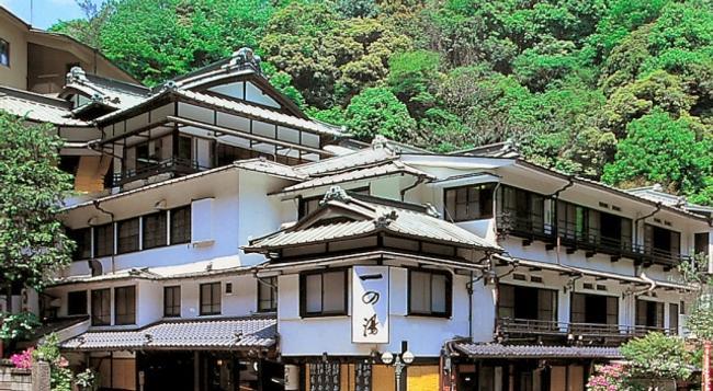 塔ノ沢 一の湯 本館 - 箱根町 - 建物