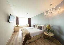 アバ ベルリン ホテル - ベルリン - 寝室