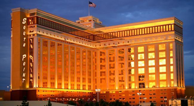 サウス ポイント ホテル カジノ スパ - ラスベガス - 建物