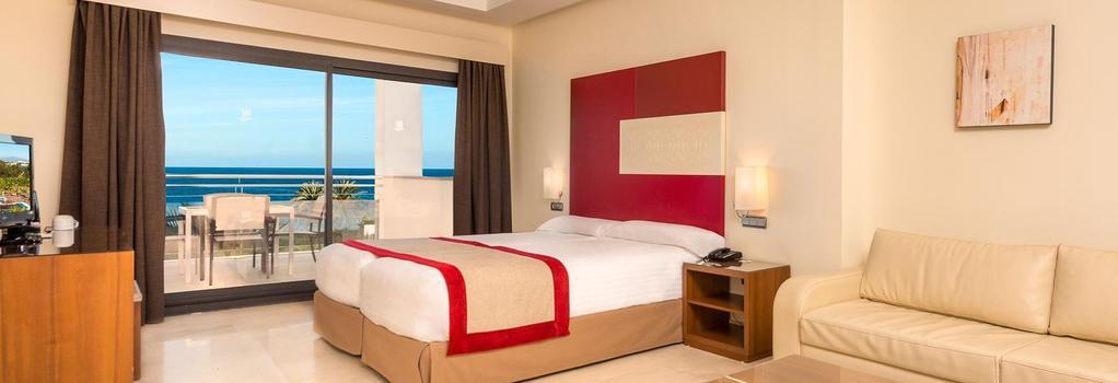 フエルテ ホテル エステポナ スパ - エステポーナ - 寝室