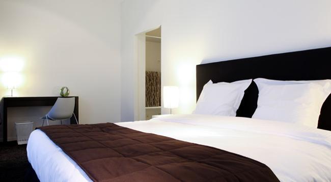 シアター ホテル - ブリュッセル - 寝室