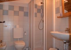 Hotel Funivia - クールマイユール - 浴室