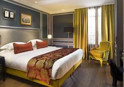 ホテル&スパ ラ ベル ジュリエット - パリ - 寝室