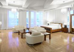 ロフト ホテル モントリオール - モントリオール - 寝室