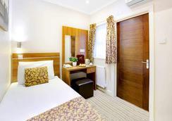 クイーンズ パーク ホテル - ロンドン - 寝室