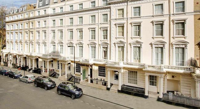 クイーンズ パーク ホテル - ロンドン - 建物
