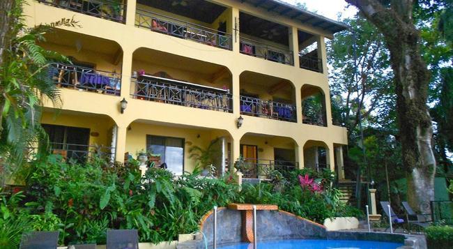 Mango Moon Villa - Manuel Antonio - 建物