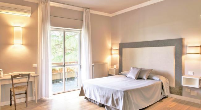 Hotel La Genziana - ローマ - 寝室
