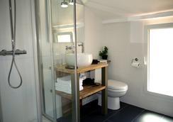 ロスタル - アルジェレス・シュル・メール - 浴室