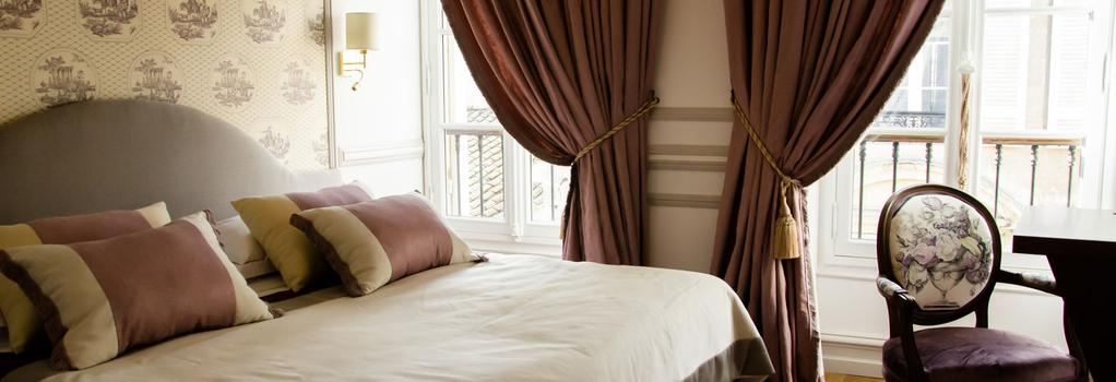 Villa Victor Louis - ボルドー - 寝室