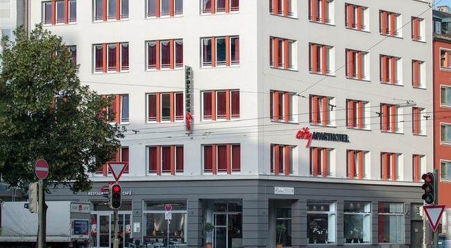 シティ アパートホテル ミュンヘン - ミュンヘン - 建物