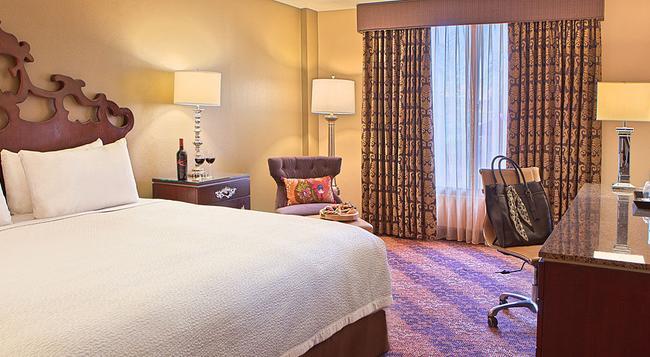 キャッスルホテル オートグラフコレクション - オーランド - 寝室