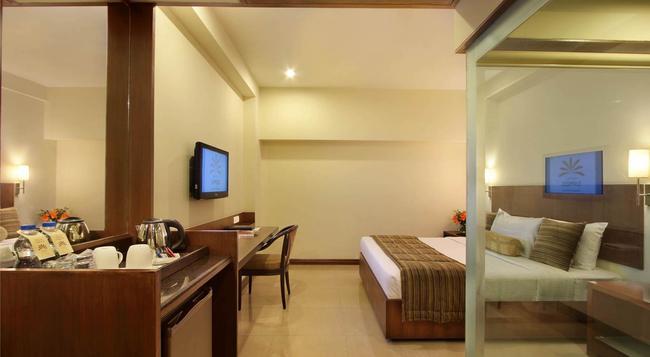 Hotel Express Residency - ヴァドーダラー - 寝室