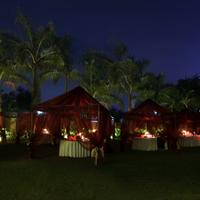 Hotel Express Residency Outdoor Dining