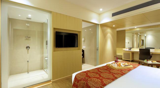 Hotel Express Towers - ヴァドーダラー - 寝室
