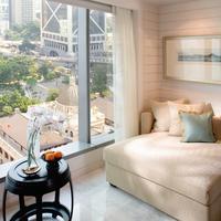 マンダリン オリエンタル 香港 Verandah Style Bedroom