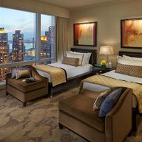 マンダリン オリエンタル ニューヨーク Skyline View Room