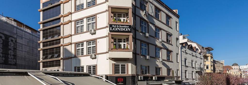 ロンドン ベッド & ブレックファースト - スコピエ - 建物